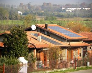 Impianti fotovoltaici abitazione privata provincia di milano